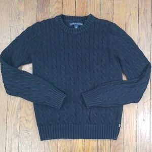 Tommy Hilfiger black sweater S